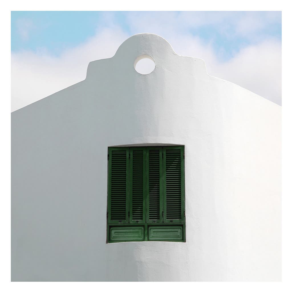 Birgit Schlosser Shares Her Beautiful Minimalist Architecture Photographs of Lanzarote
