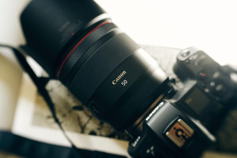 canon rf 50mm f1.2l