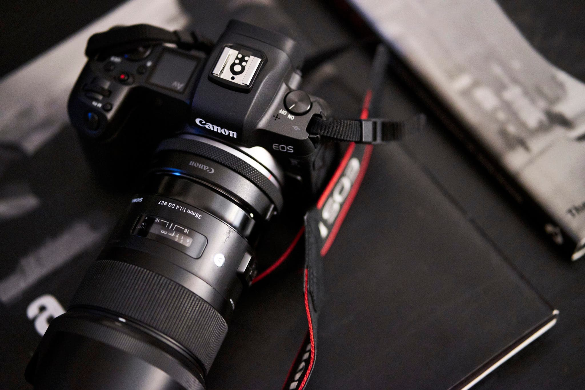Special Report: Using the Sigma 35mm F1.4 Art Lens and Canon Control Ring Mount Adapter With the Canon EOS R