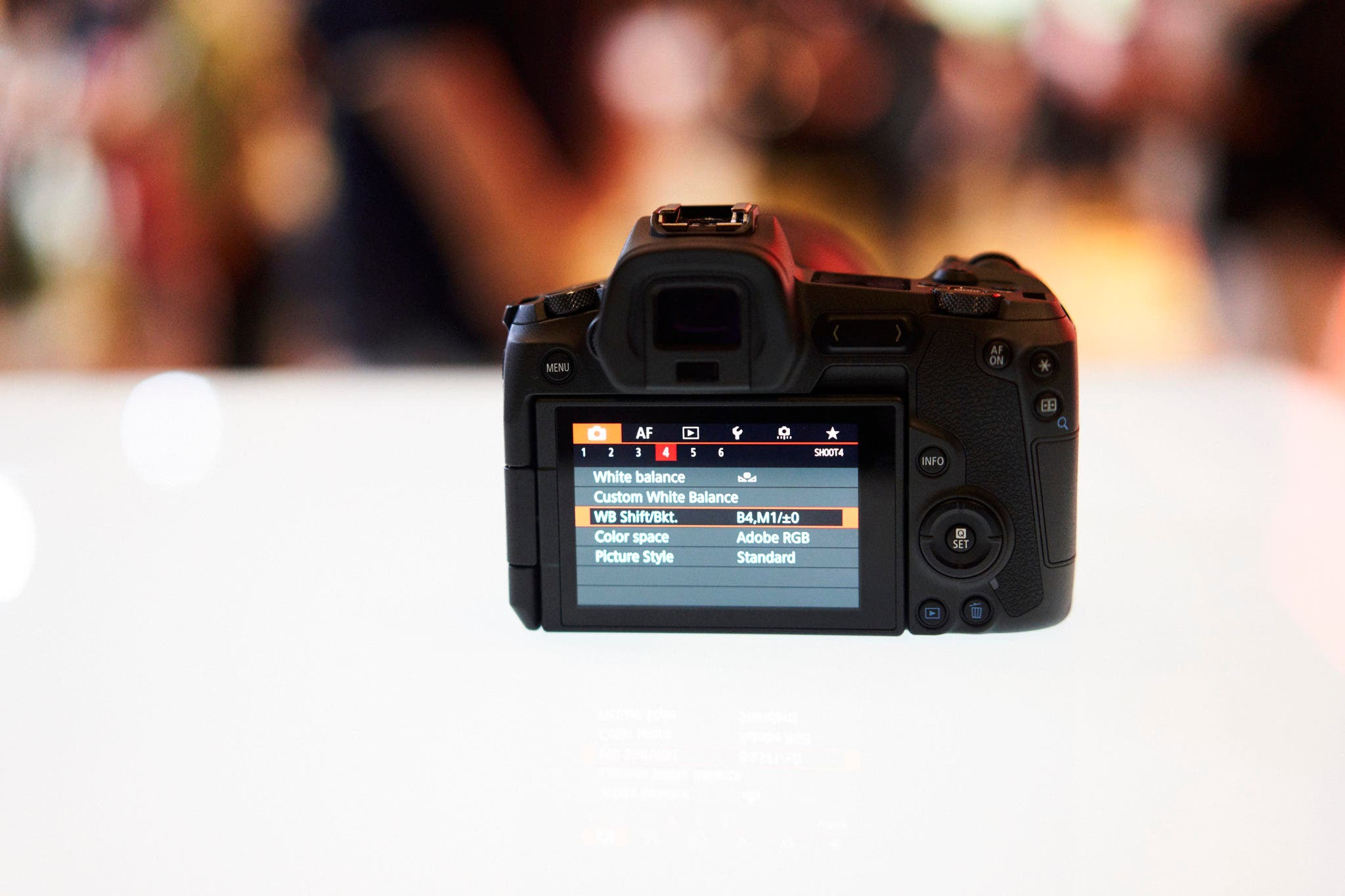 Camera Manufacturers: Please Make Your Menus More Like Canon's