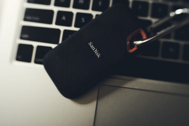 SSD Review: SanDisk Extreme Portable SSD (1TB)