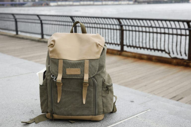 Review: Tarion M-02 (The Cheap Backpack for a Roaming Photographer)