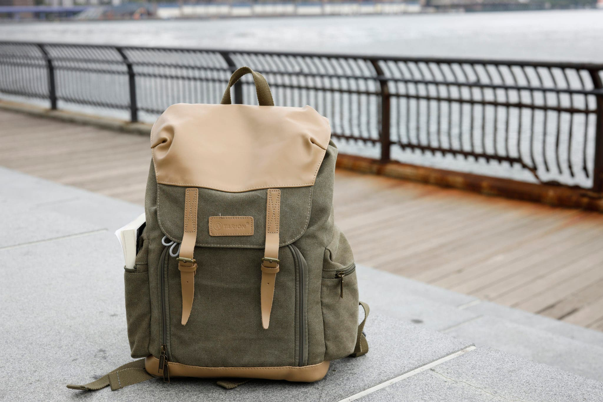 Camera Bag Review: Tarion M-02 (The Affordable Backpack for the Roaming Photographer)