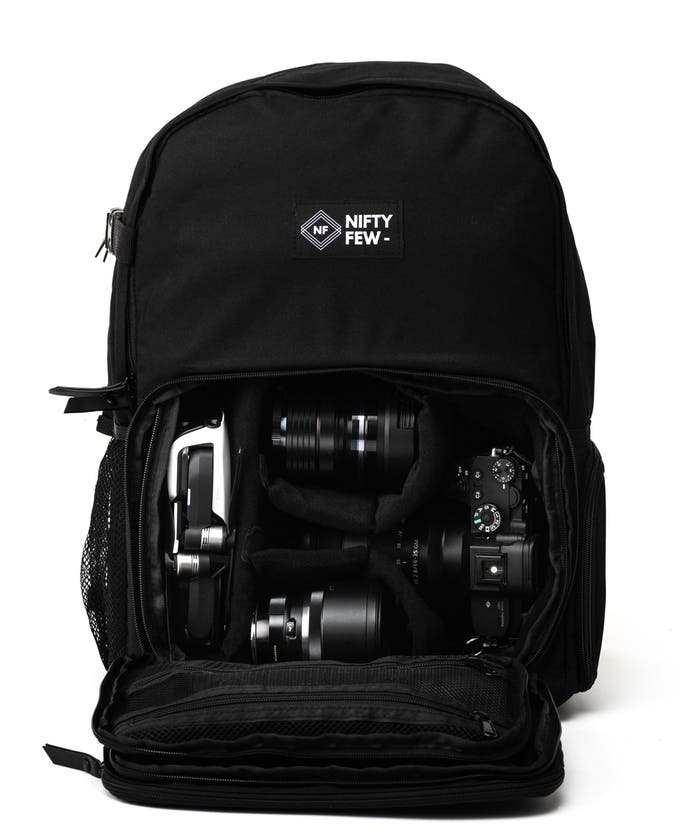 The Creator Camera Backpack Wants to Go On Your Urban Adventures