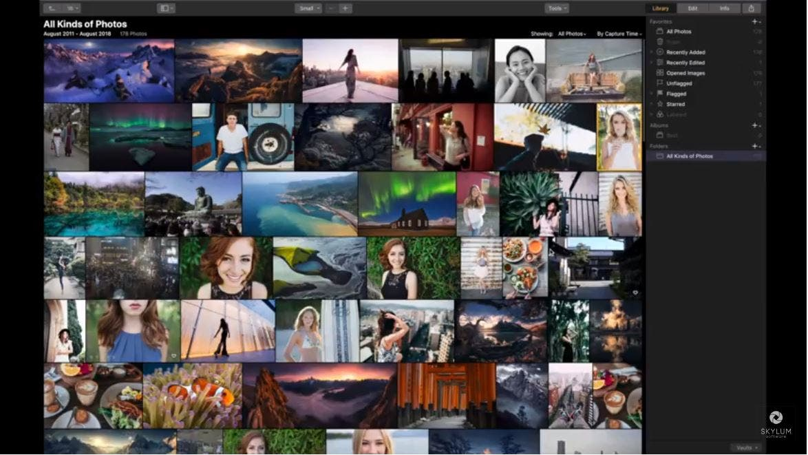 Skylum Announces Luminar Update with Built-In Libraries Set for December 2018