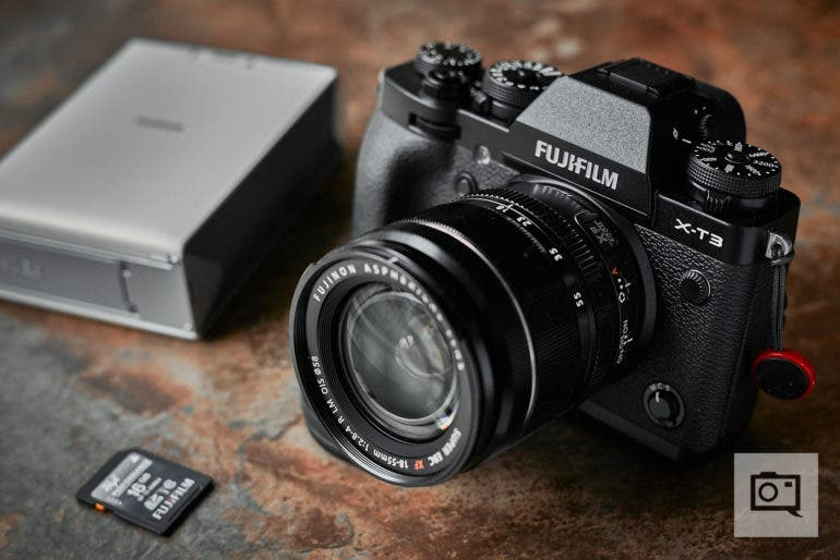 Fujifilm X-T3 Firmware 3 00 Brings Improved Eye Detection to