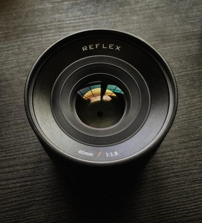 REFLEX to Launch Kickstarter Project for Three Manual Focus Full Frame Lenses
