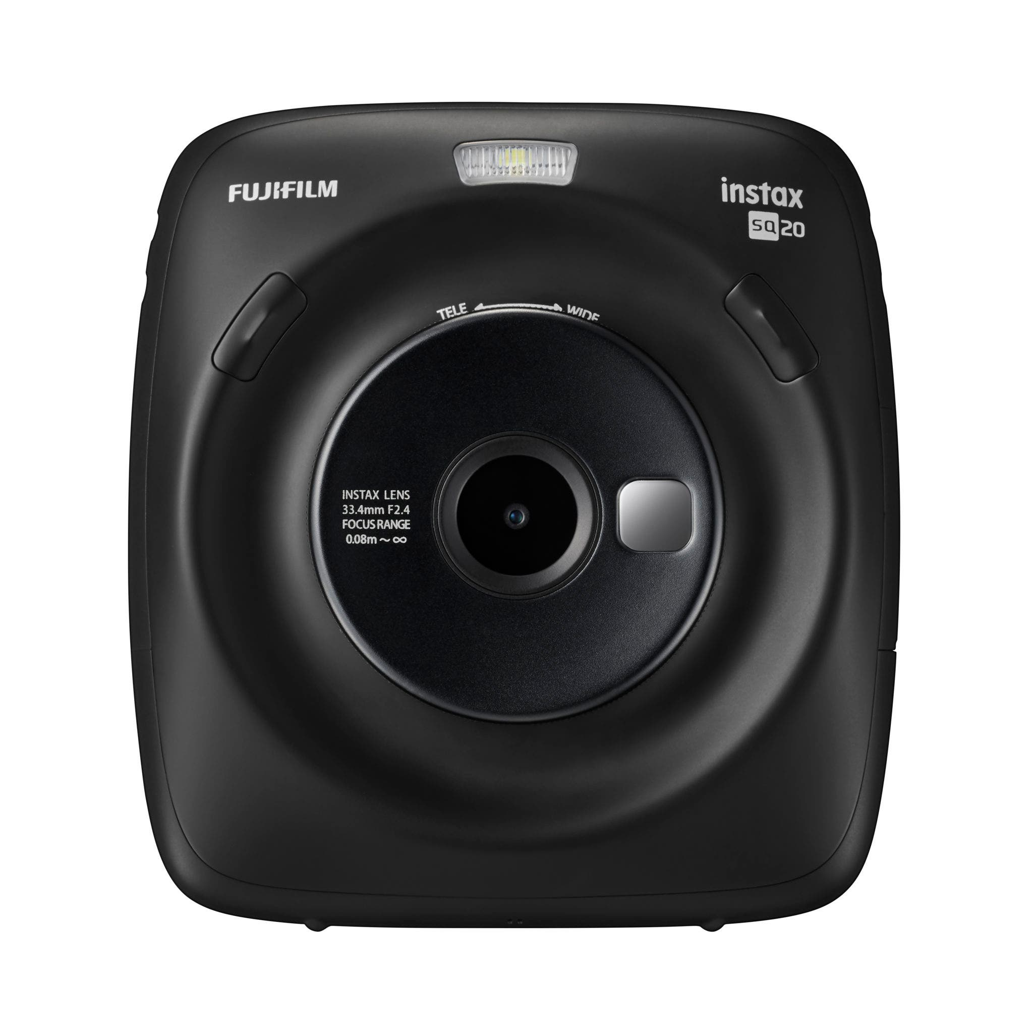 Fujifilm Announces New Instax Square SQ20 + New Colors for Instax Square SQ6, Double Sided Stickers