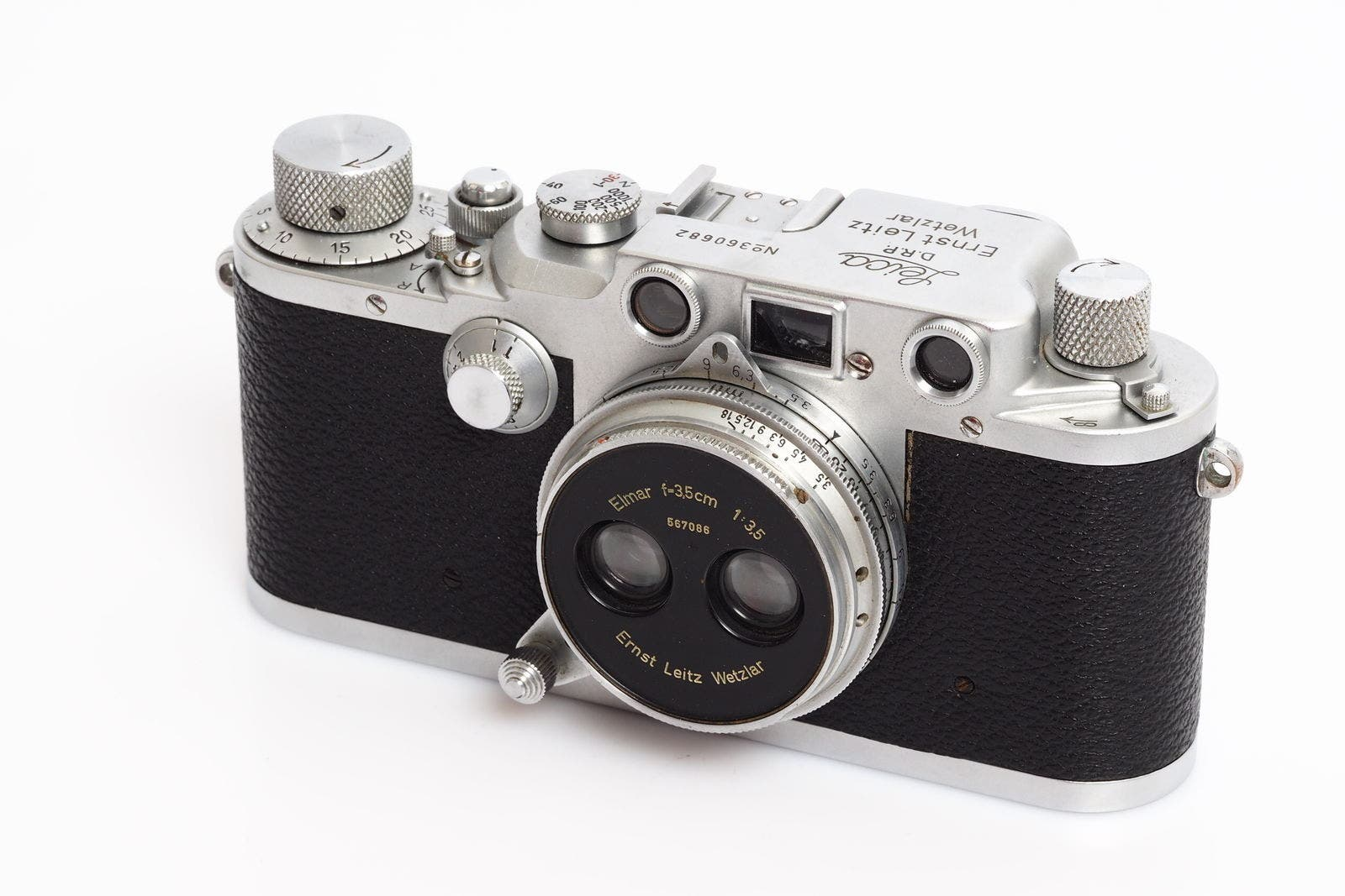 This 'Very Rare' Wartime Leica Stereo Lens Goes for Over a Whopping $45,000