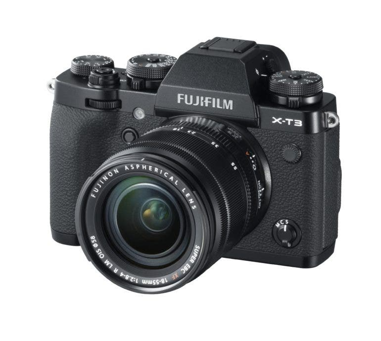 The Fujifilm Xt3 Includes The X Trans 4 Cmos 26 1mp Sensor