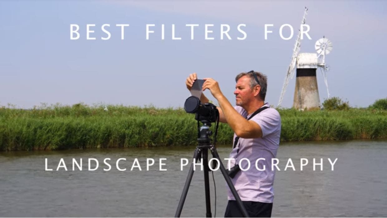 Video: These Are the Best Filters to Aid Your Landscape Photography