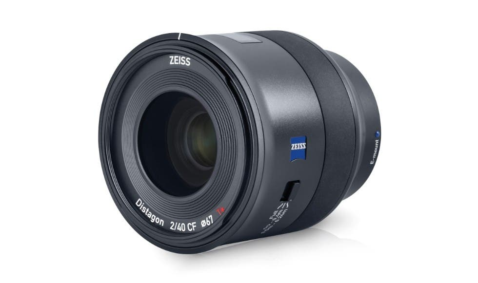 New ZEISS Batis 40mm f2 CF Lens to Start Delivery in November