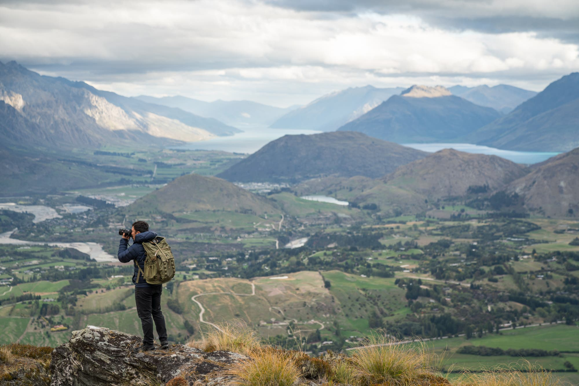 The Mountainsmith TanuckLITE 40 Camera Backpack was Designed with Chris Burkard
