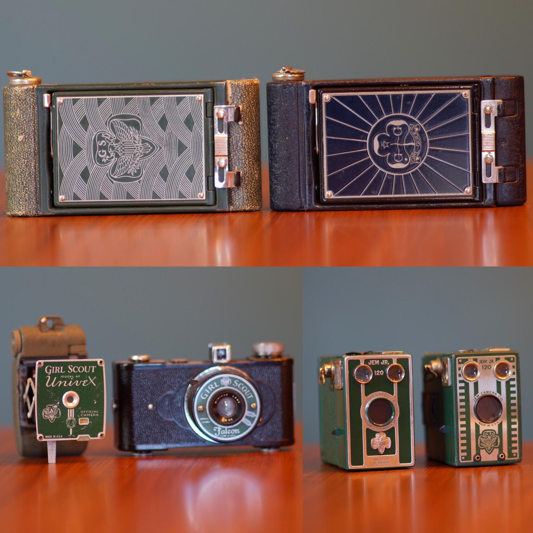 Anyone Still Have These Cool, Vintage Girl Scout Cameras?