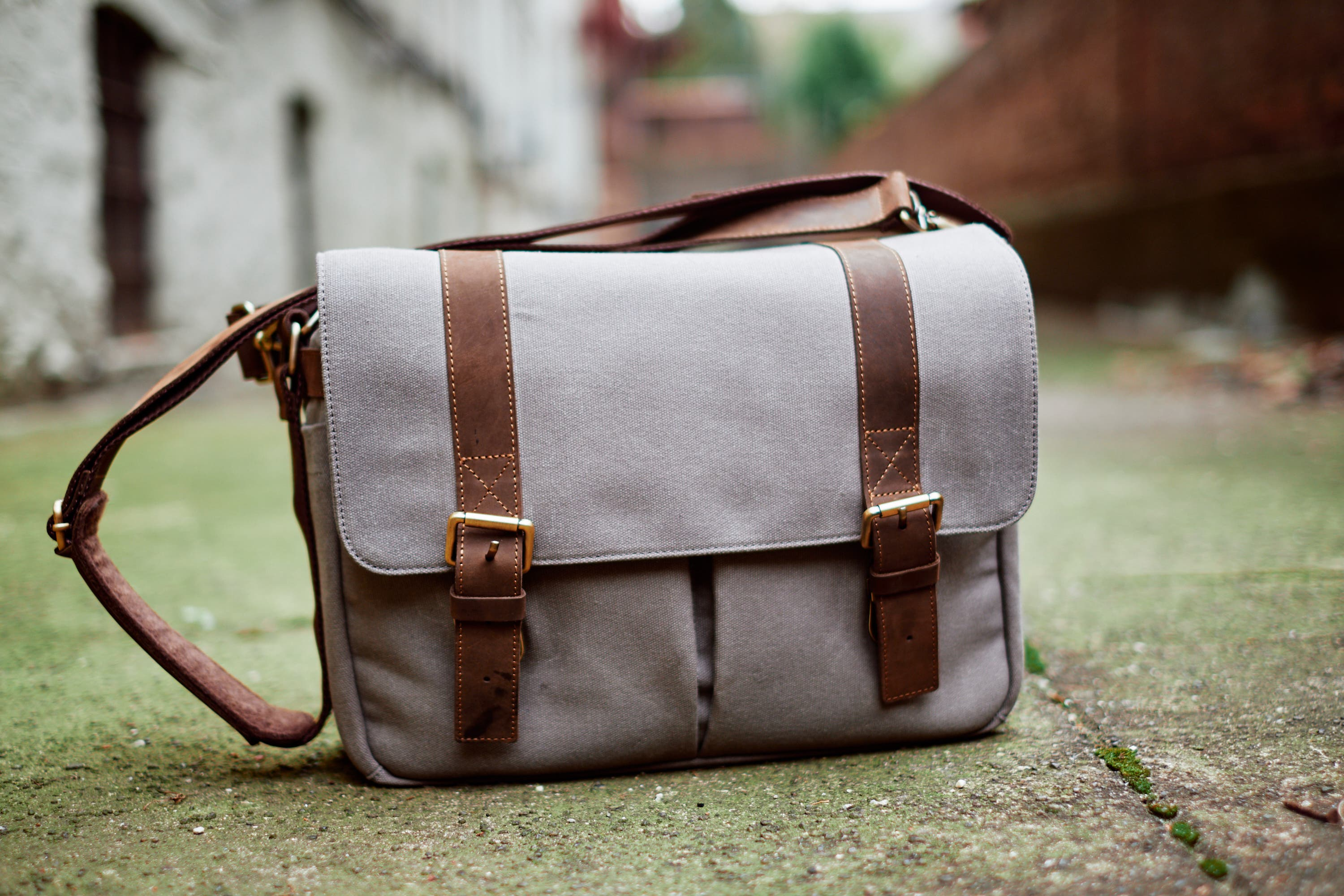 Camera Bag Review: Portage Supply Mariner Messenger Bag