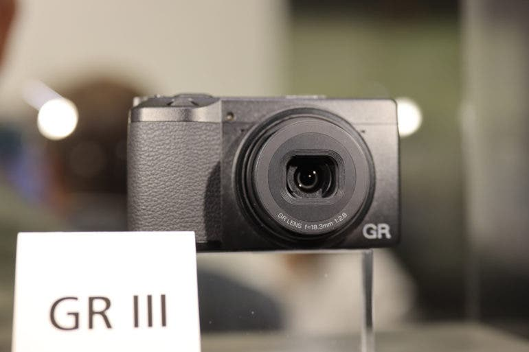 First Impressions: Ricoh GR III (Street Photographers, Pay