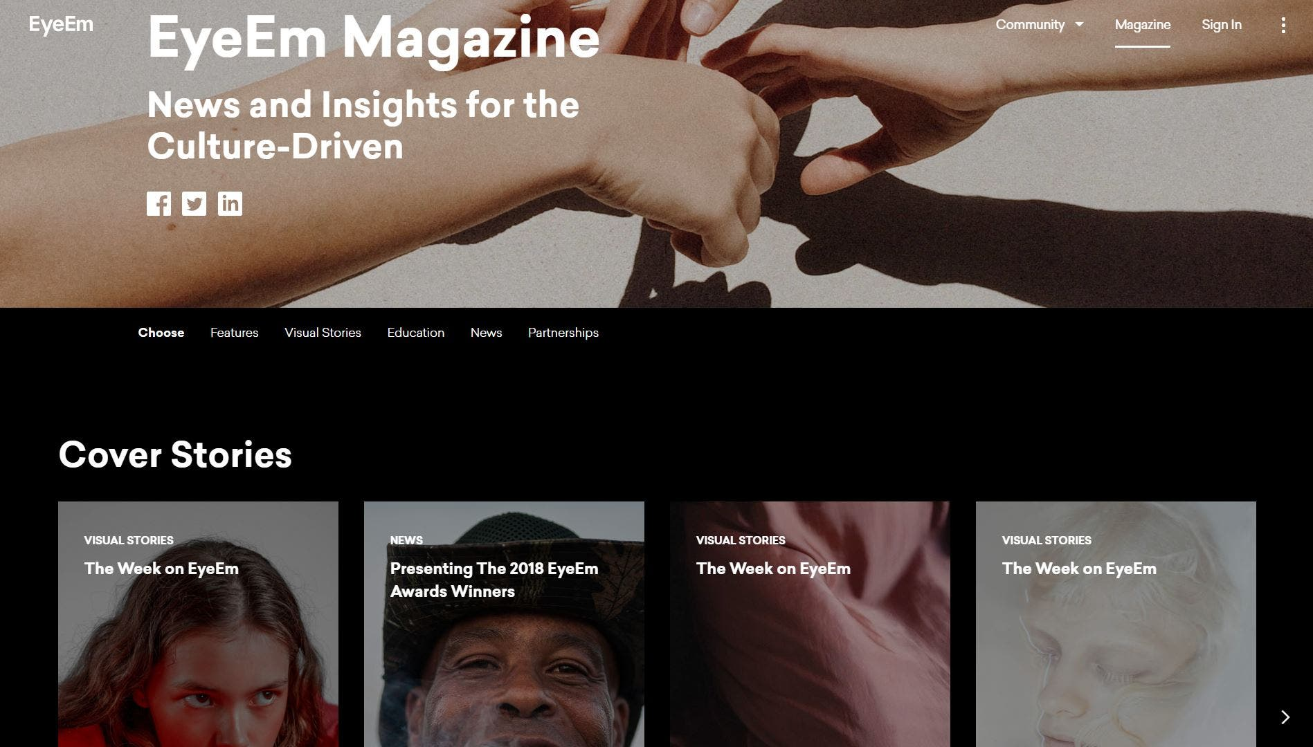 500px and EyeEm Among Websites With Stolen Account Details
