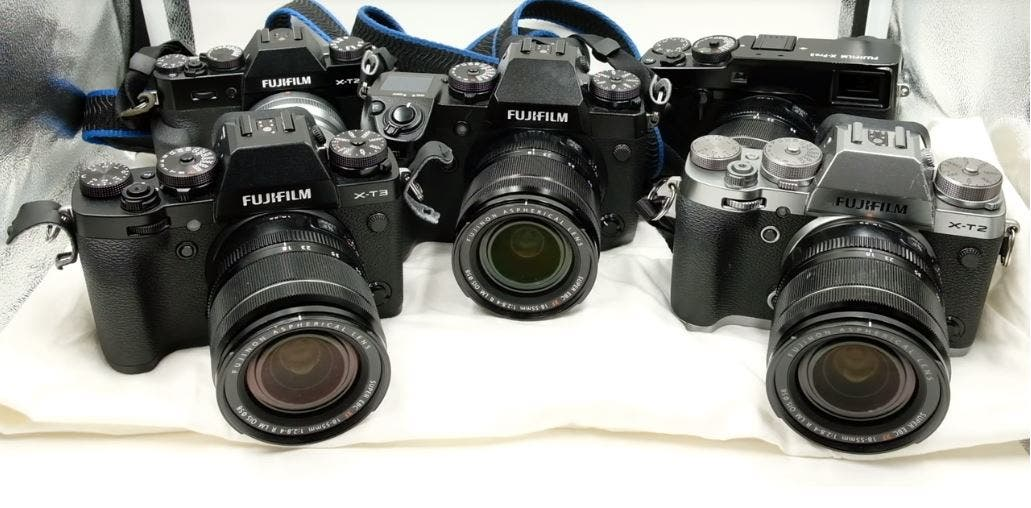 Satisfy Your Curiosity on the Shutter Sounds of Fujifilm Cameras