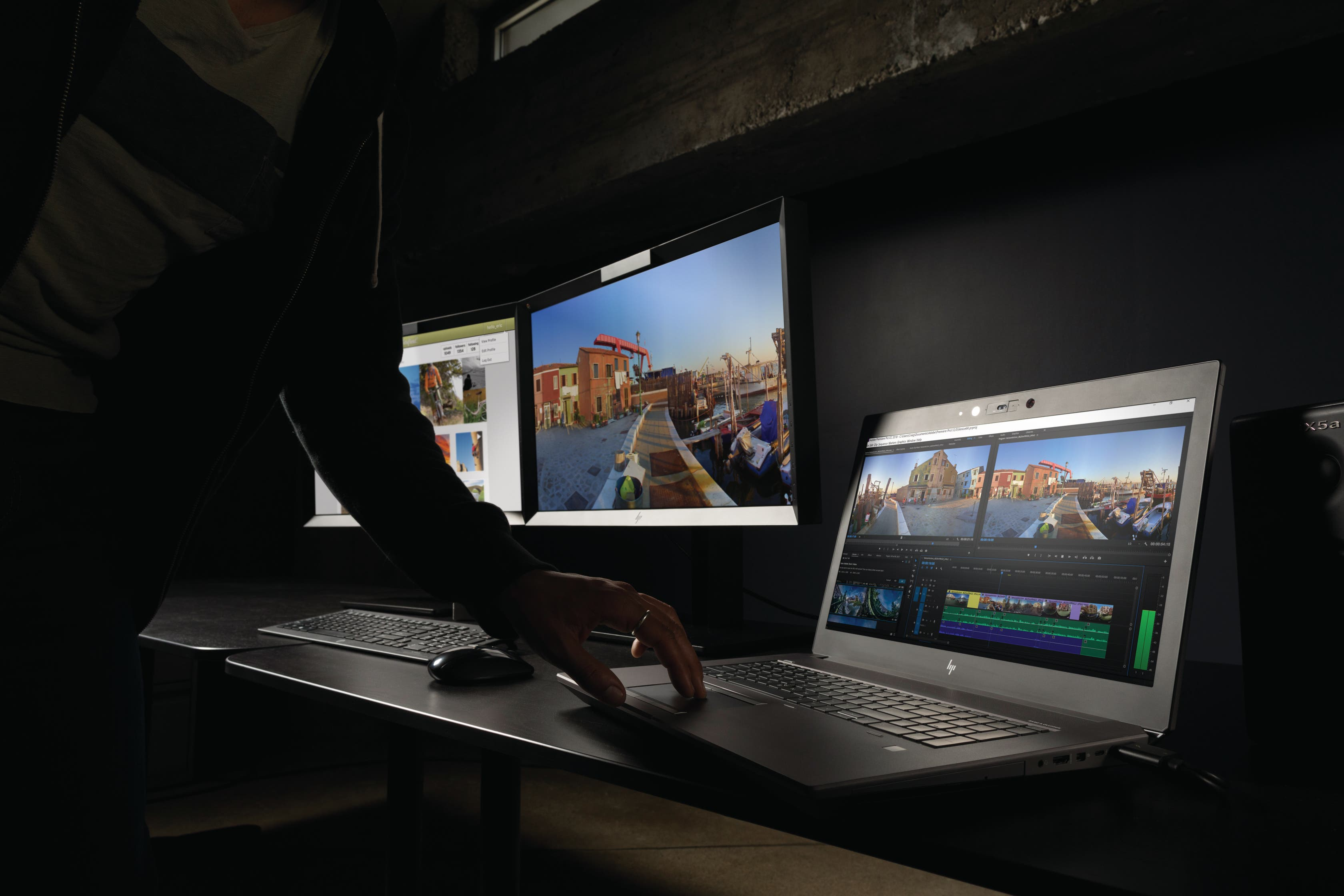 HP Announces a Slew of Stuff for Creative Professionals at Adobe MAX