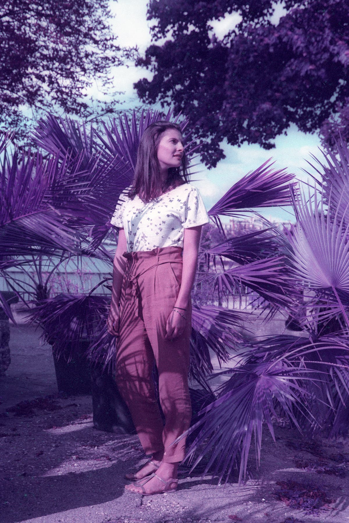 Stéphane Maugendre Creates a Trippy Paradise Using LomoChrome Purple