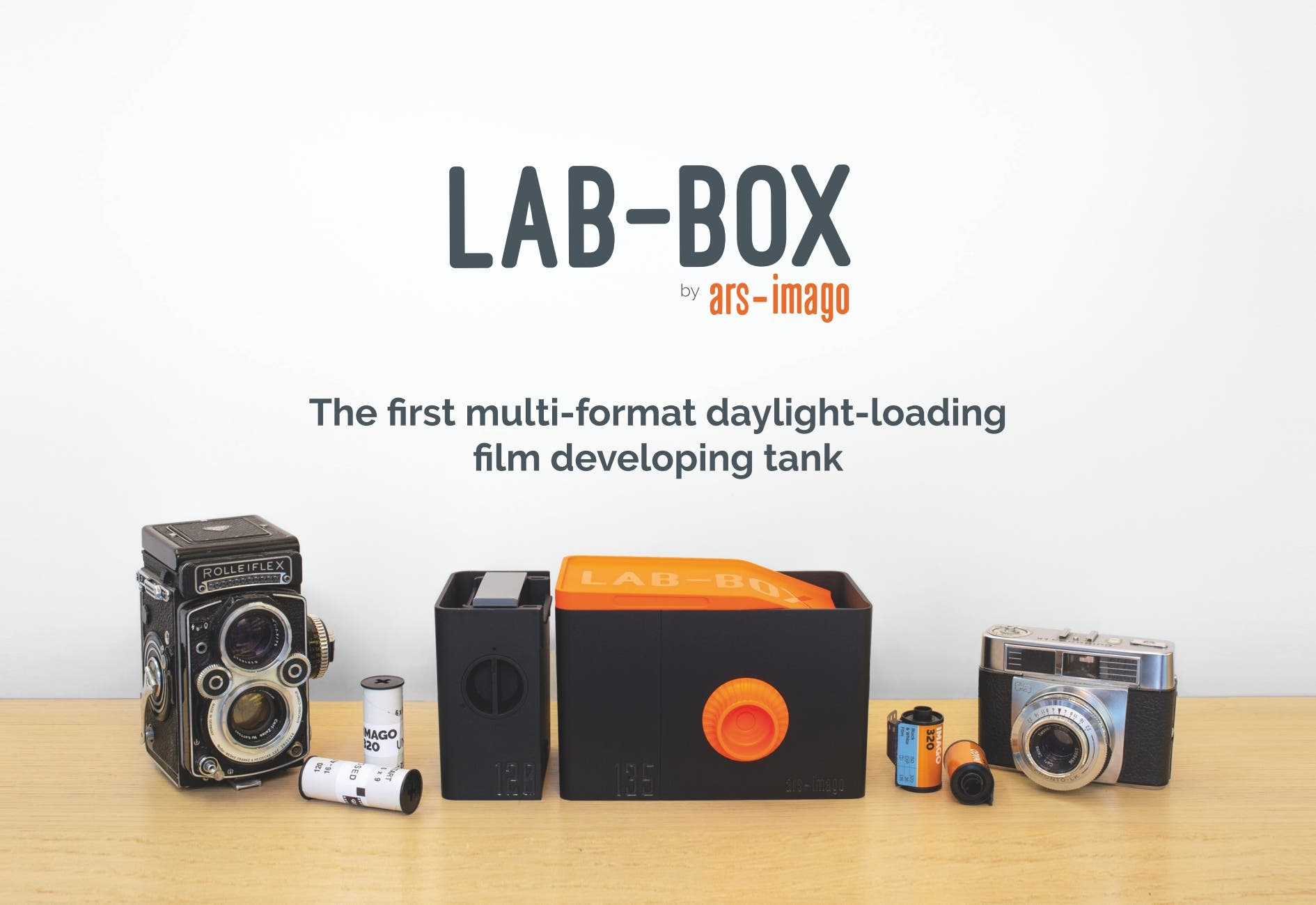 The Lab-Box Is Finally Set to Ship by December 2018 or January 2019
