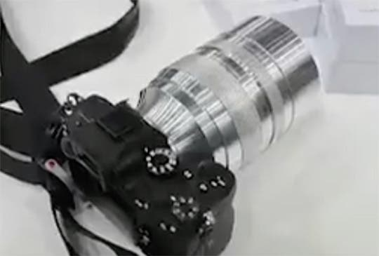 NiSi Showcased a 75mm f0.95 Full Frame Lens Prototype for Mirrorless Cameras