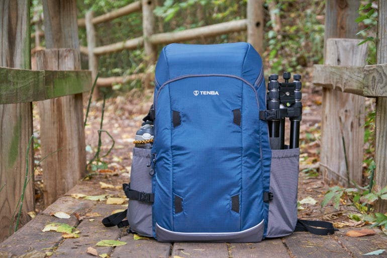 5 Spacious Camera Bags to Hit the Trails and Go Hiking with This Fall