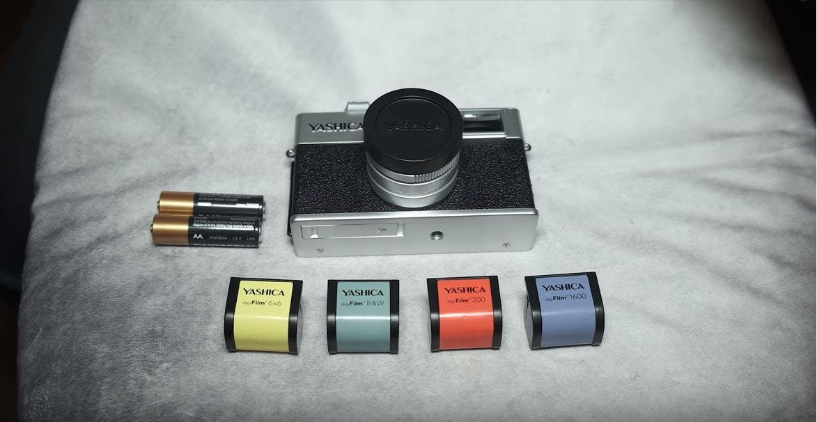 These Angry Videos Most Likely Speak for Everyone Who Backed the Yashica Y35