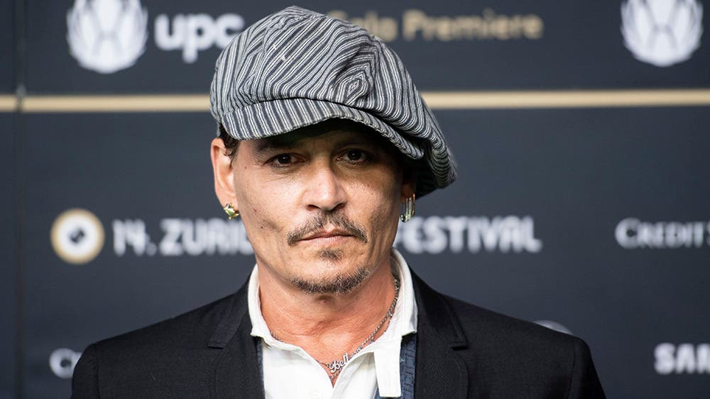 "Johnny Depp to Star as W. Eugene Smith in ""Minamata"""
