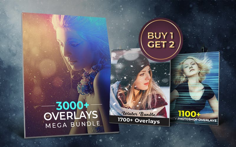 Cheap Photo: Score Over 6,000 Photoshop Overlays for just $39 and Save Thousands!