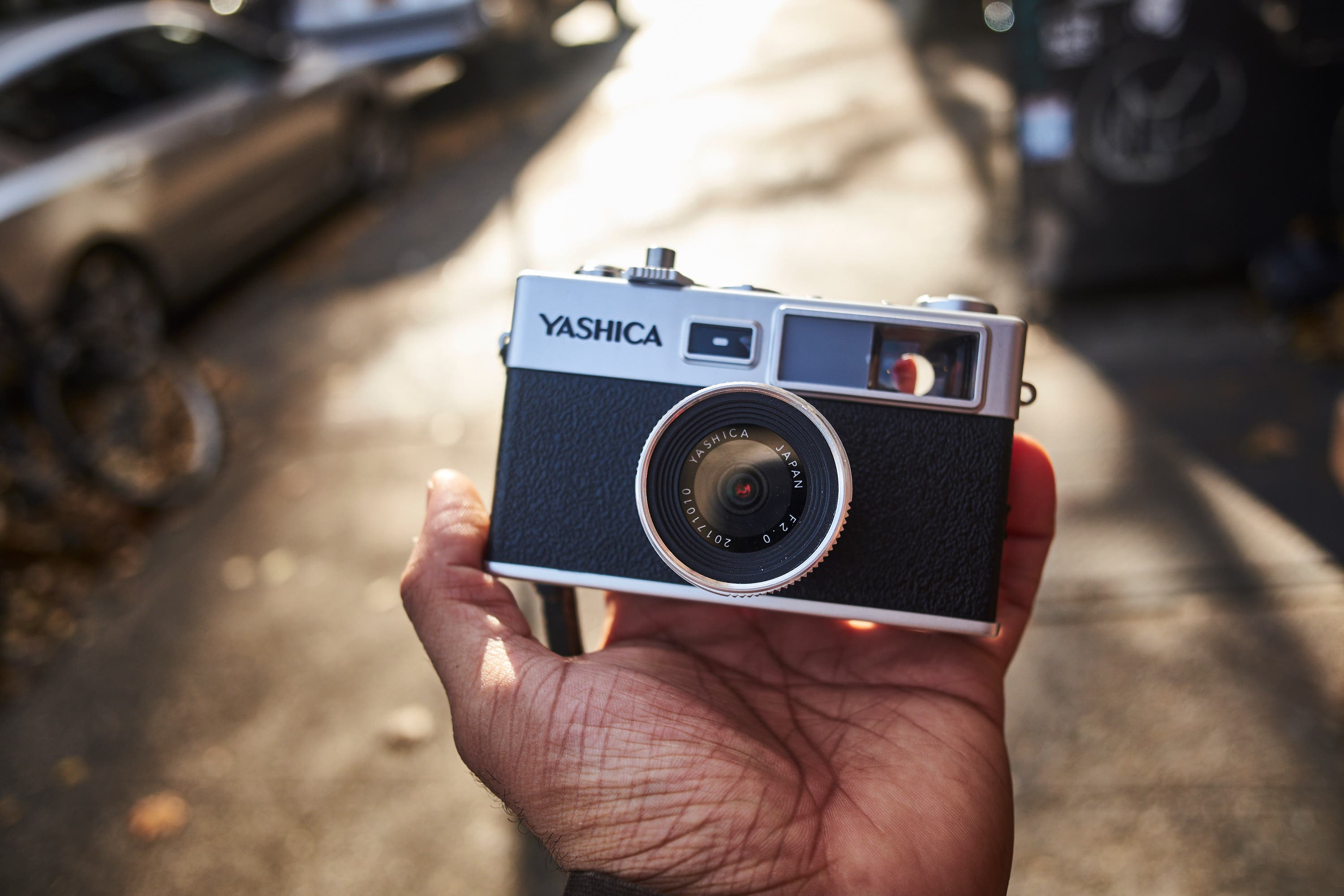 Review: Yashica Y35 (The Camera for a Digital Photographer to Step Up to Film With)