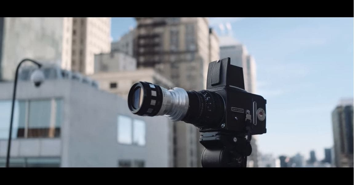 This Machinist Built His Own Hasselblad X-Pan and It's Mind-Blowing