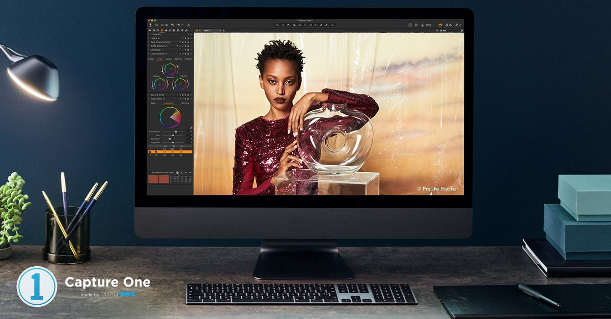 The New Capture One 12 Introduces UI Enhancements, Plugins, and More