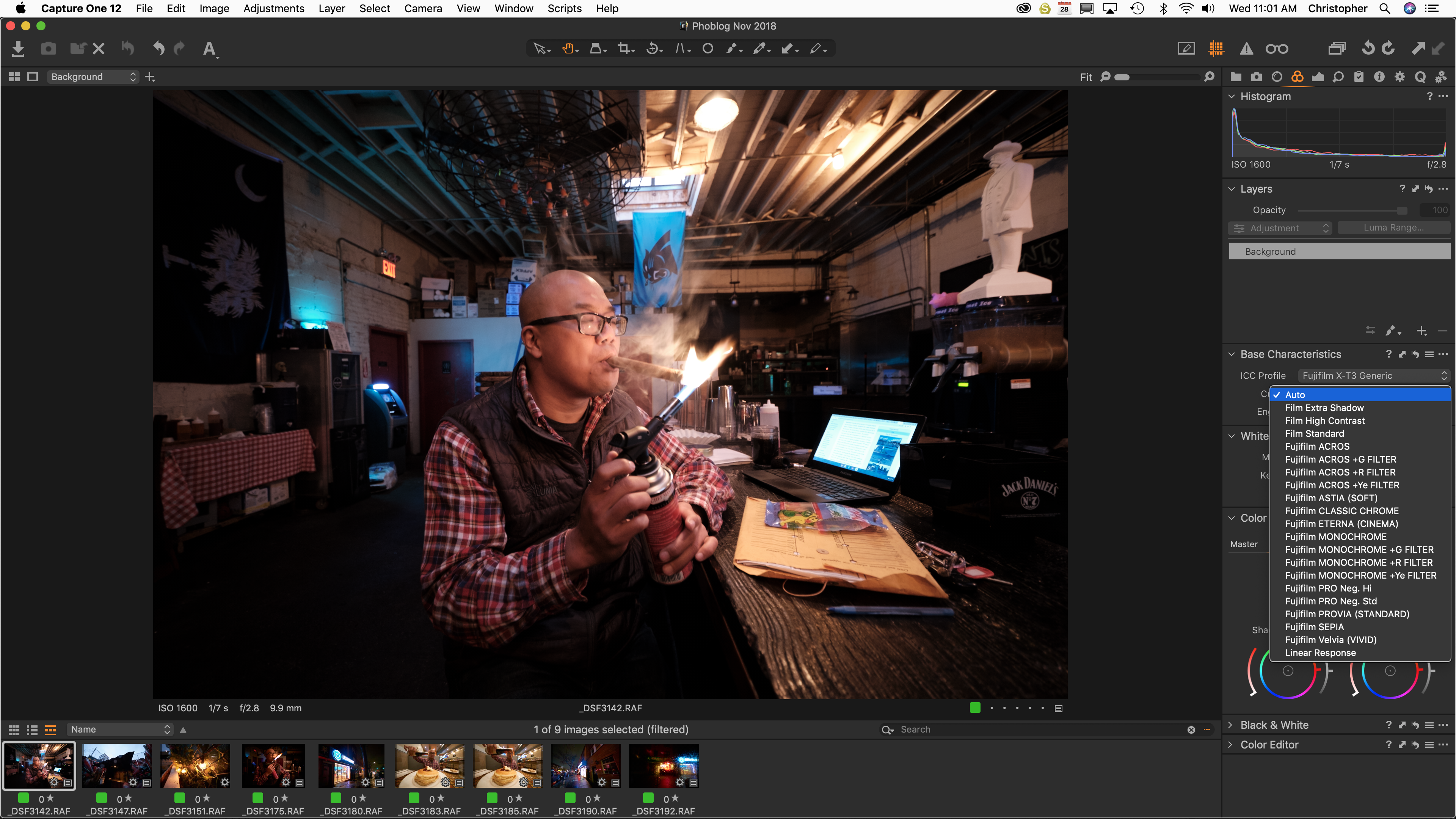 Capture One 12 Users Treated to a Free Editors Choice Style Pack