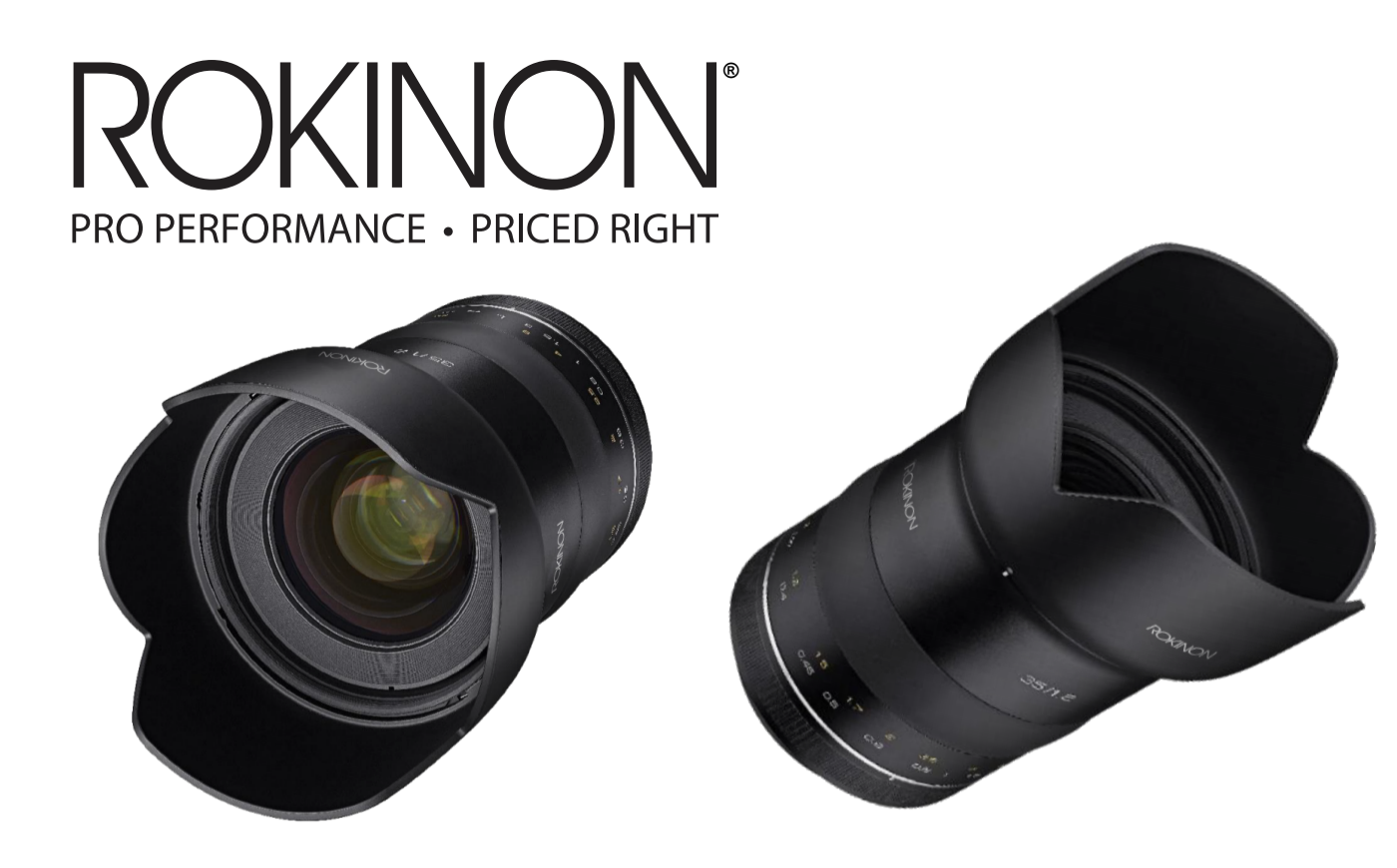 Unfortunately, The New Rokinon SP 35mm f1.2 Only Comes in Canon EF Mount
