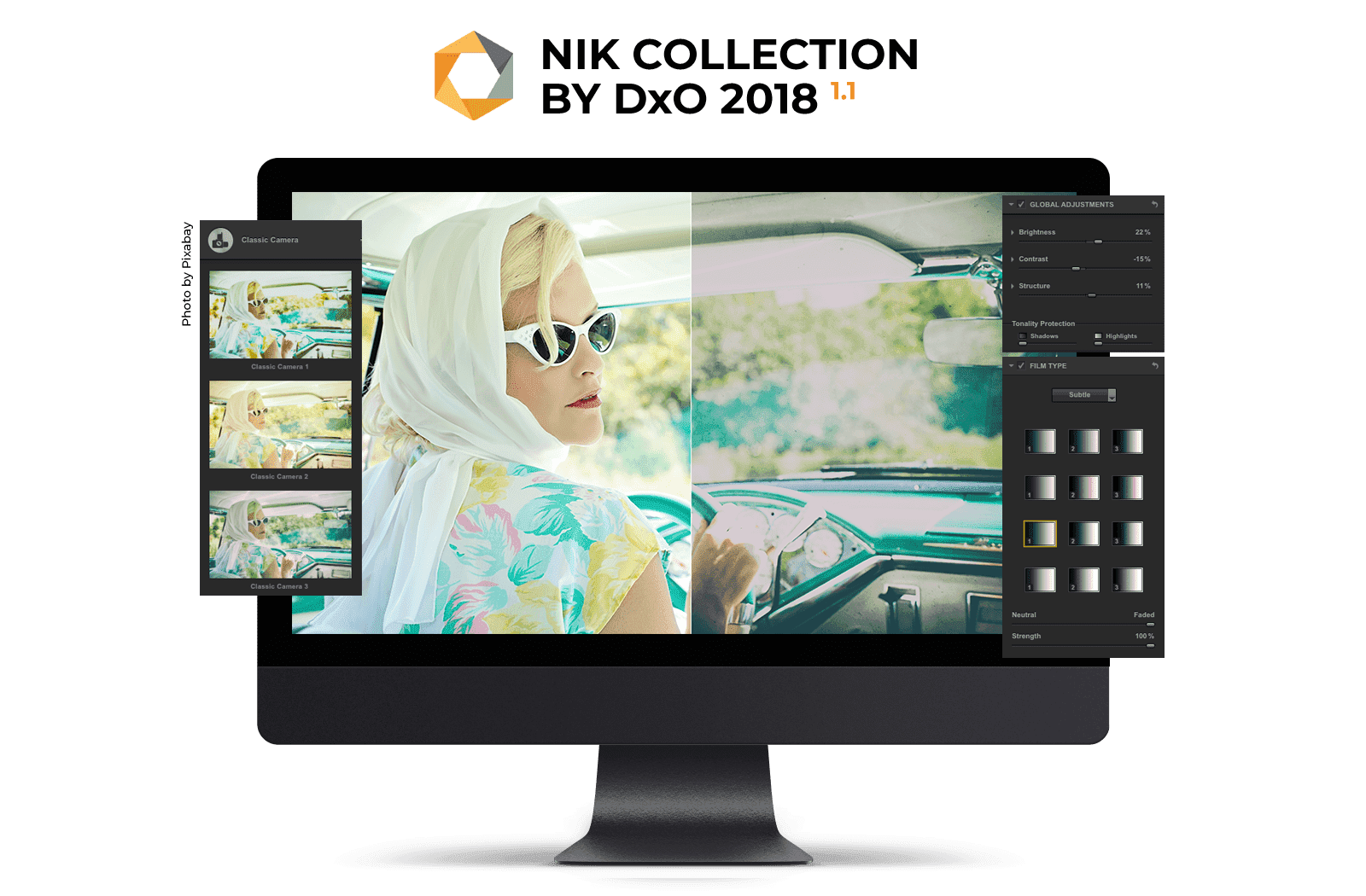 DxO Releases Updated Nik Collection by DxO 2018 v1.1