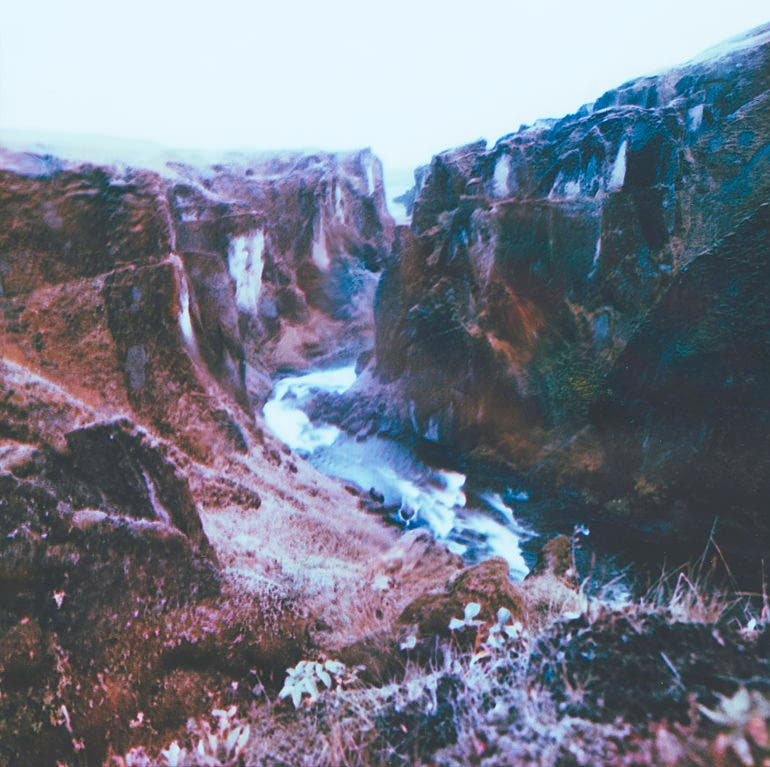 Paul Hoi Used a Mamiya RZ67 and Expired Polaroids for These Surreal Landscapes