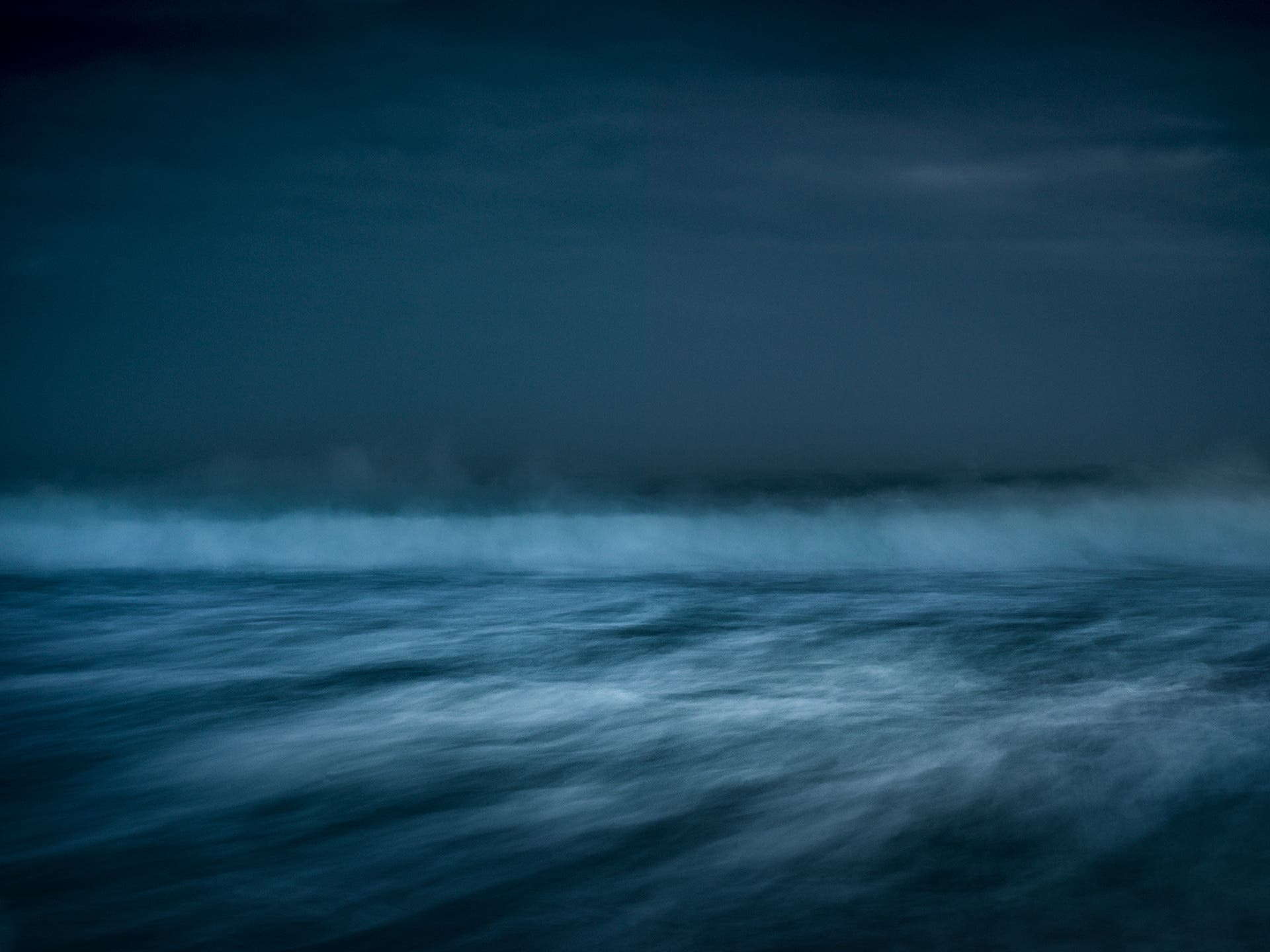 Dive Into the Painterly Nocturnal Seascapes of Antti Viitala