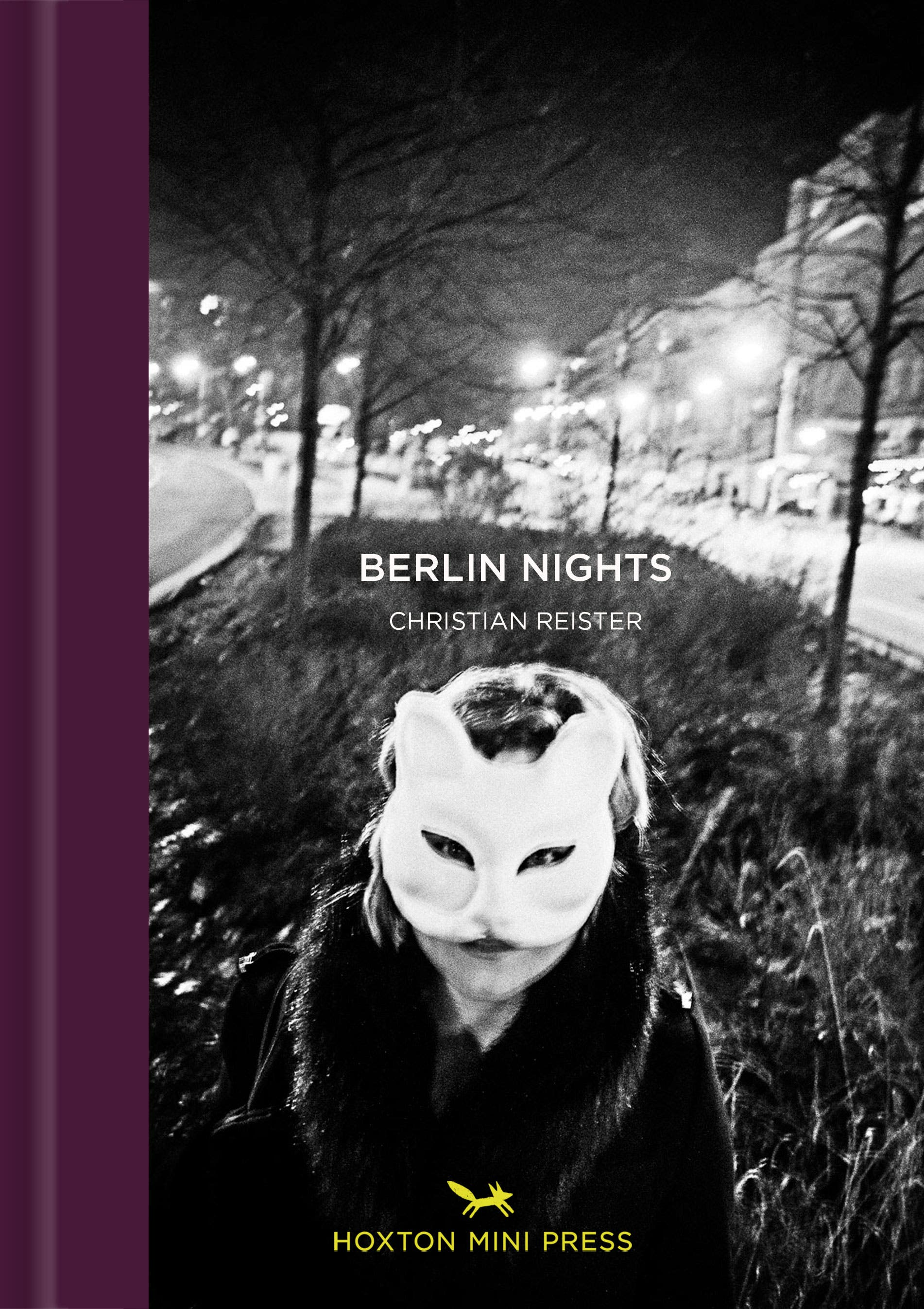 Christian Reister: Berlin's Frenetic Nightlife in Gritty Black and White