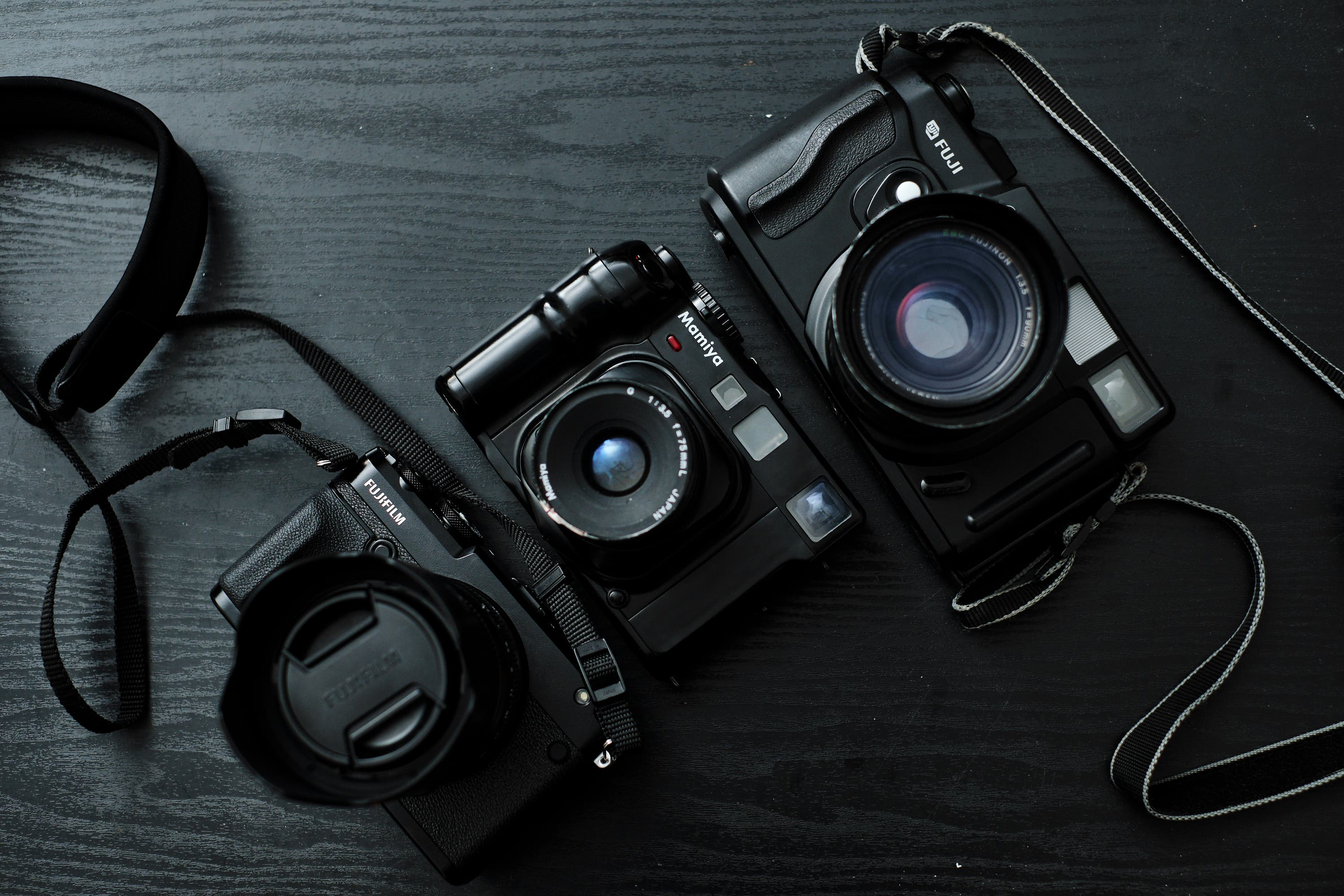 To Compete with Full Frame, Fujifilm Will Need to Get Retro