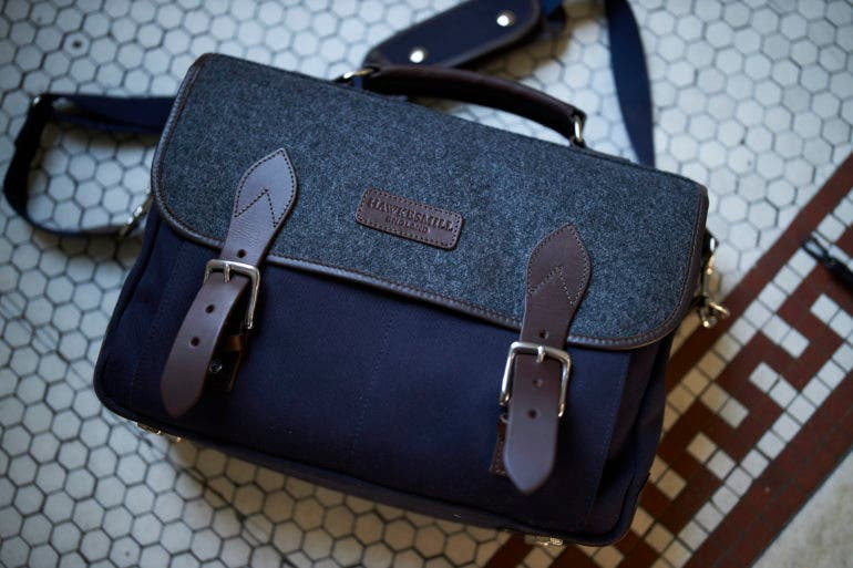 Review: Hawkesmill Monmouth Messenger Bag (And a Backpack!)
