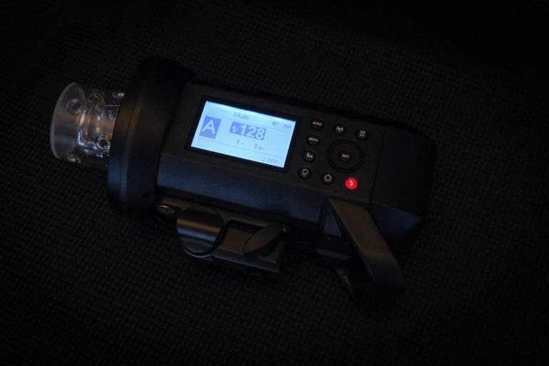 XPLOR 400 Pro TTL