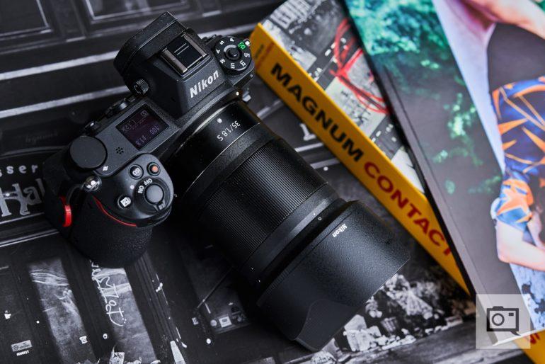Nikon Z Mount 35mm