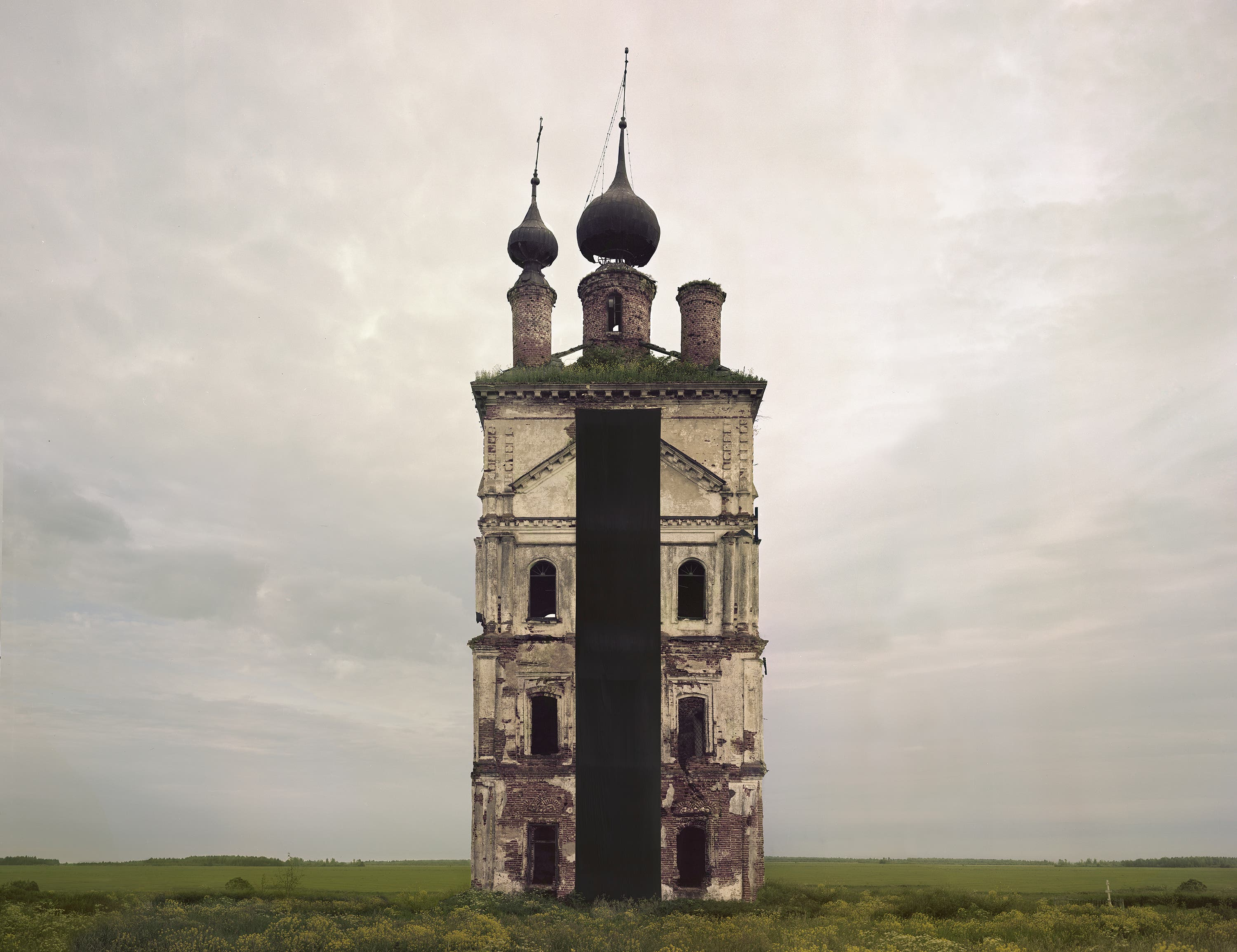 "Danila Tkachenko Combines Fact and Fiction in ""Monuments"" Project"