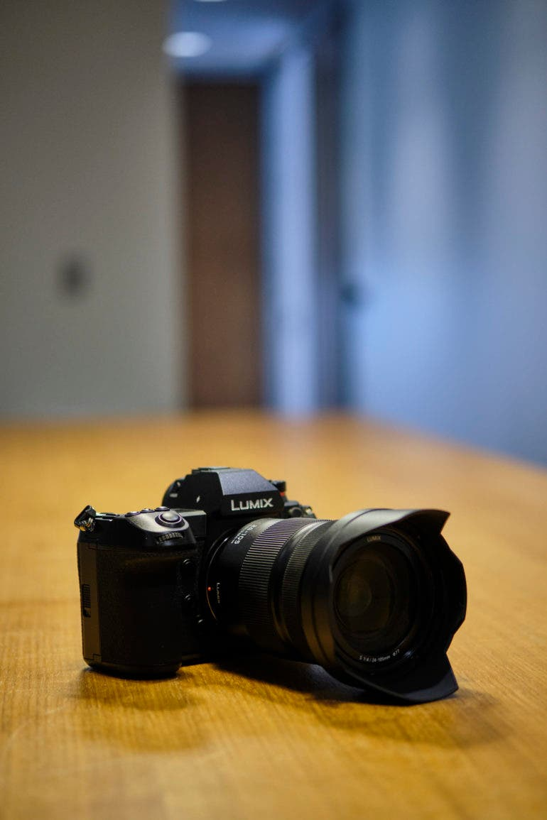 First Impressions: Panasonic S1 (Should Sony Be Scared?)