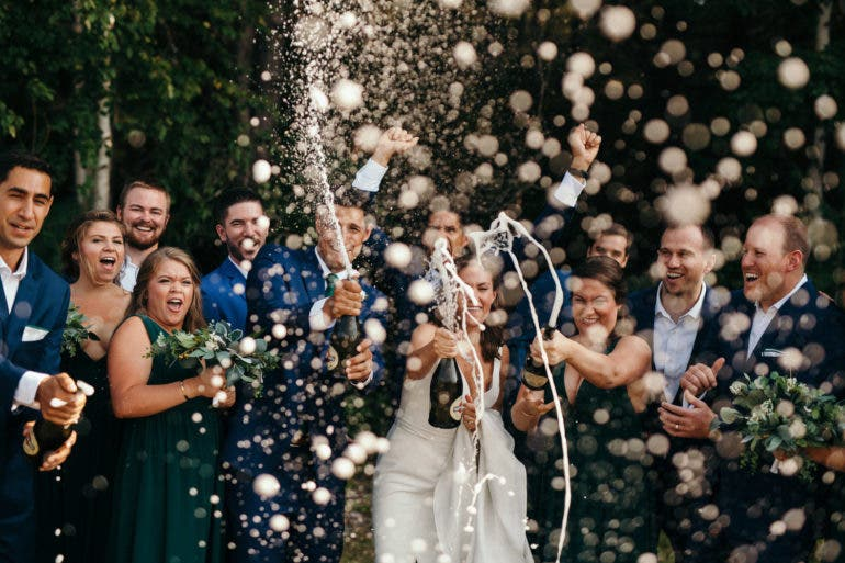 8b593bf53f9a2 Cassie Roschs' Heart Warming Wedding Photography Will Make You Smile