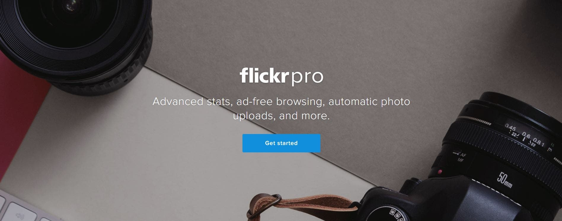 Flickr Offers 15% Off the First Year for Pro Accounts