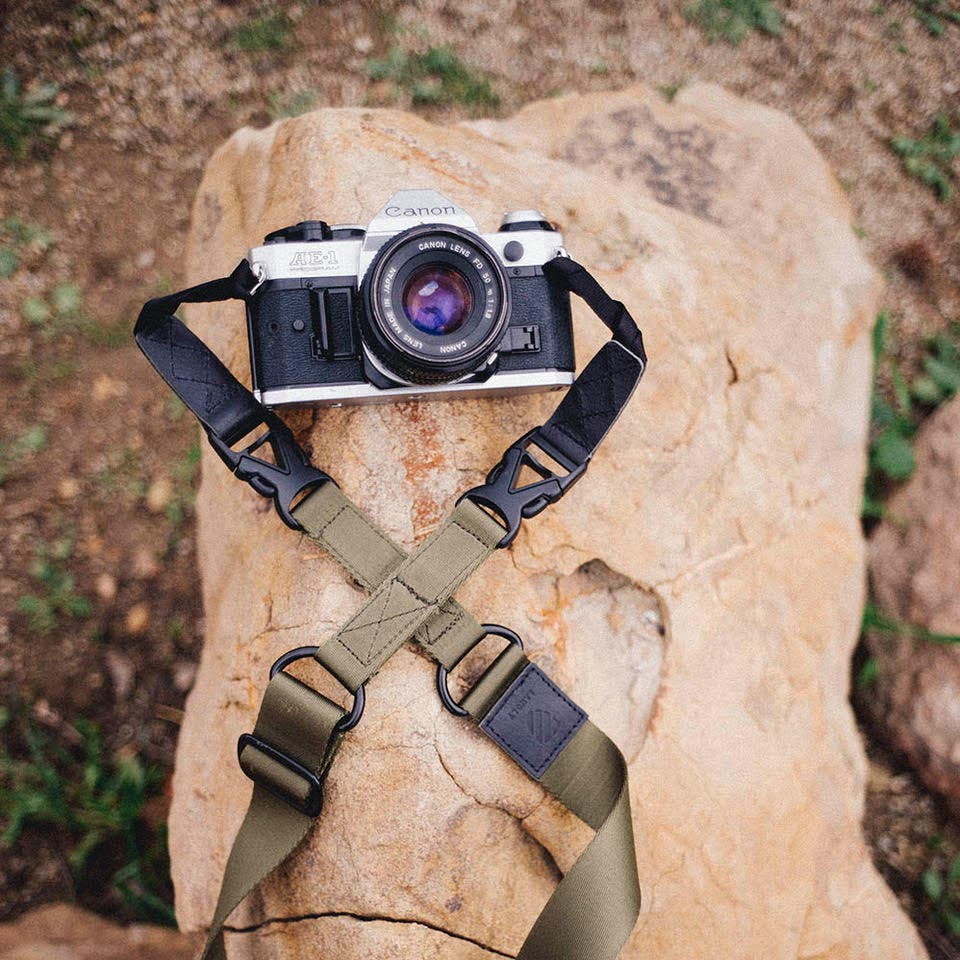 Langly Has a Bunch of Cool Camera Straps to Choose From