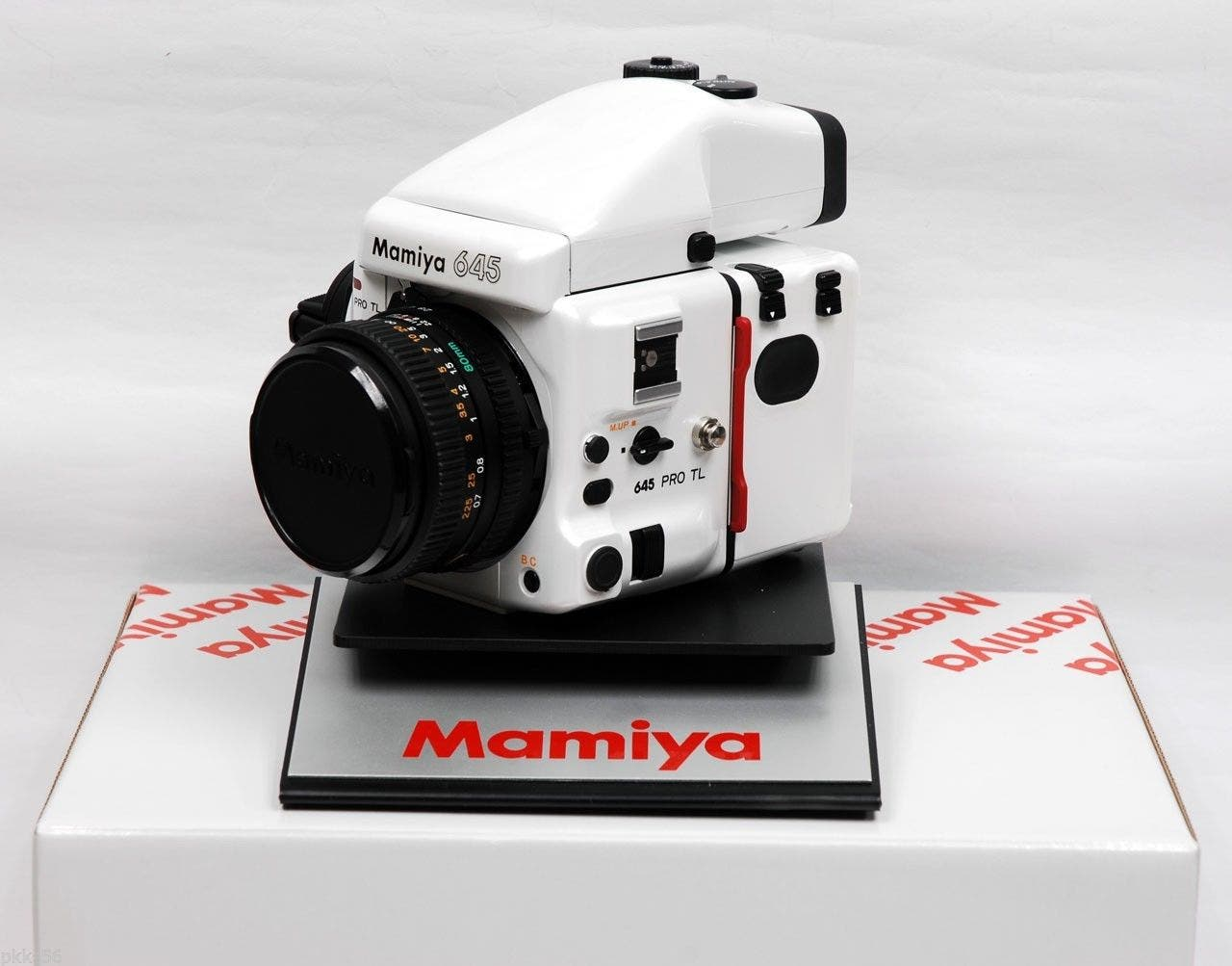 This Gorgeous Mamiya 645 PRO TL is a Rare Commemorative Edition