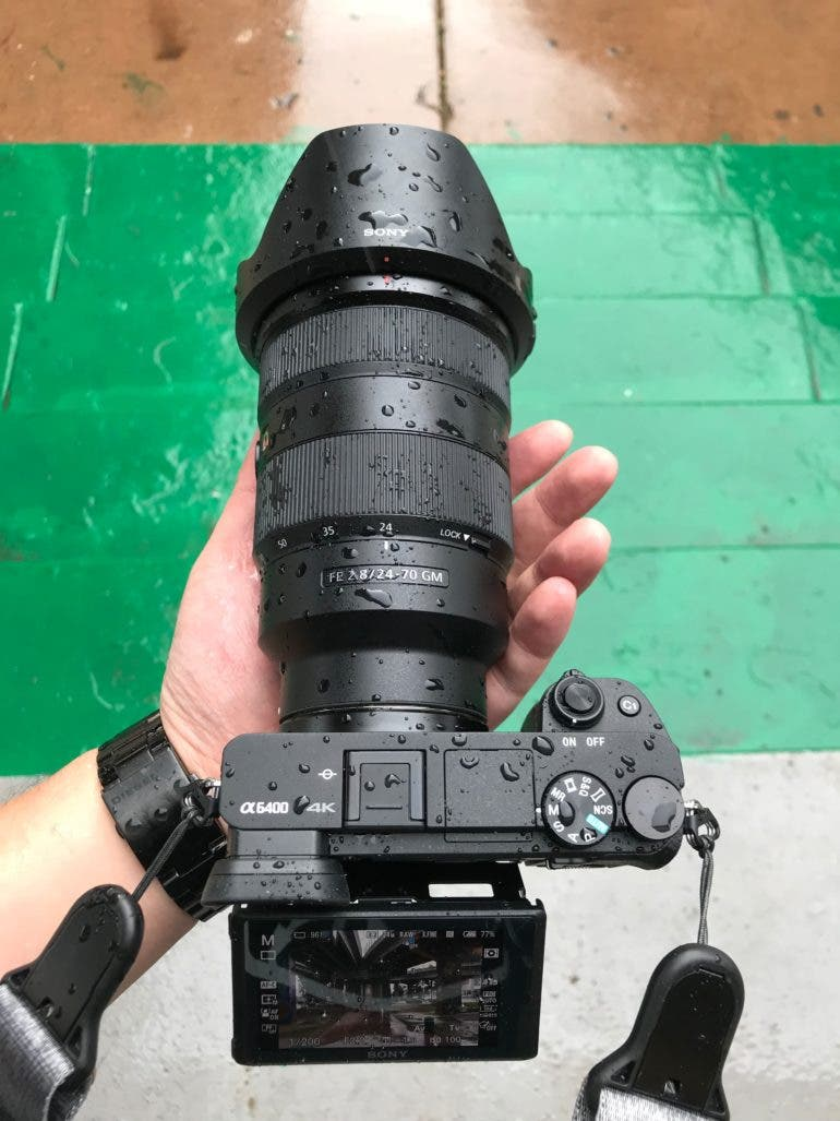How to Shoot Photos in the Rain: The Guide from the Camera Testers